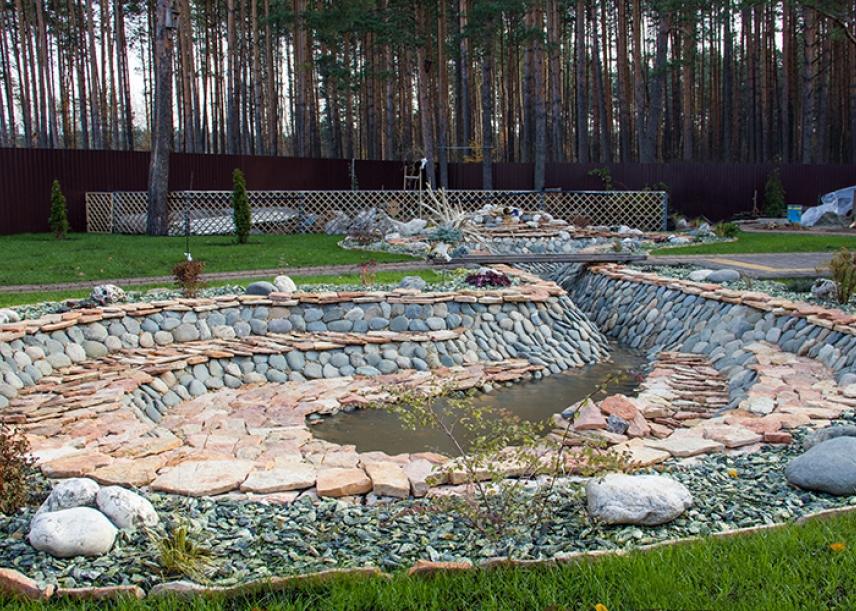 ландшафтный дизайн в Брянске и области